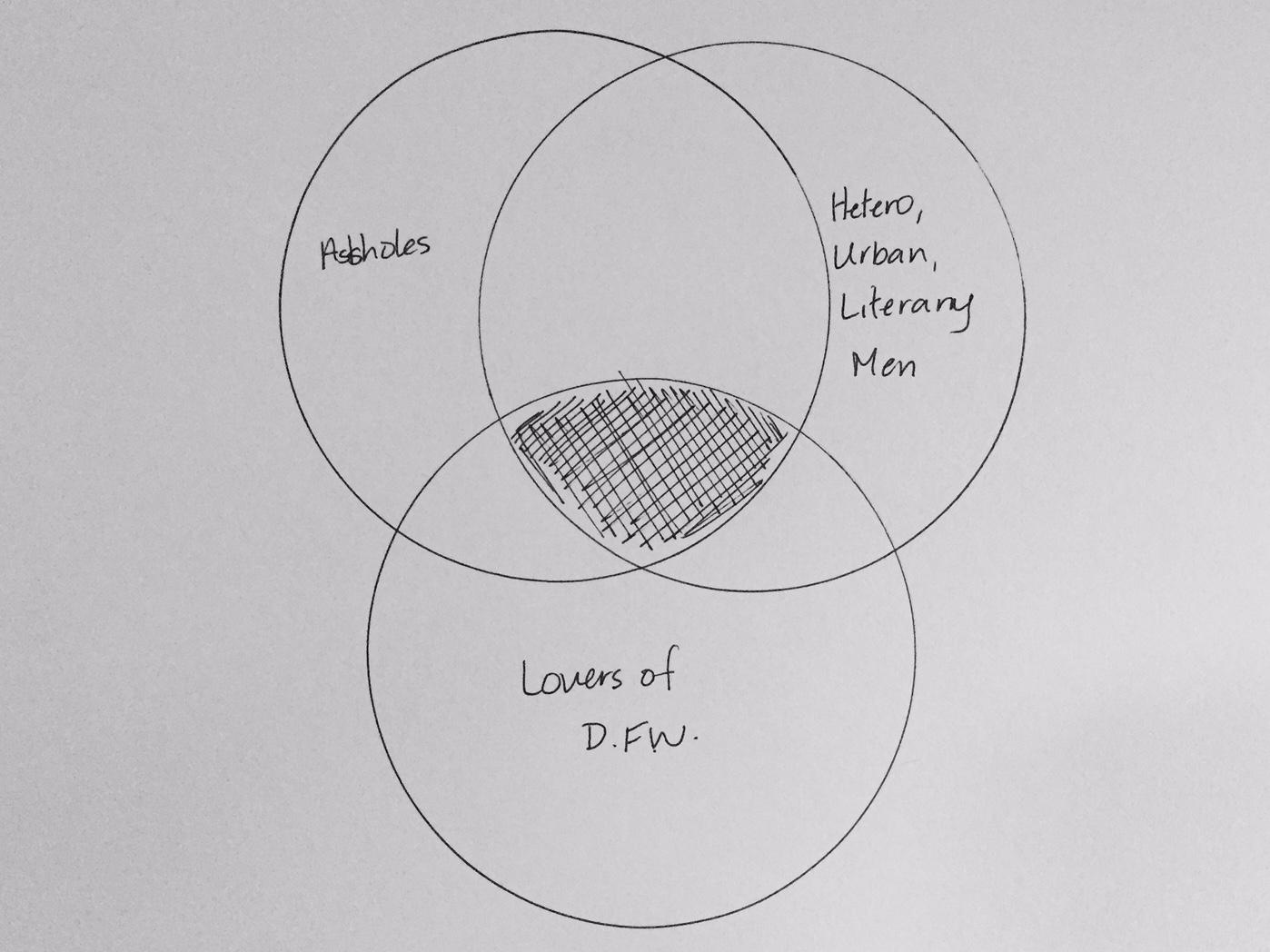 David Foster Wallace-Asshole nexus