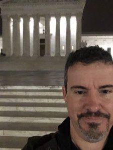 Supreme Court selfie