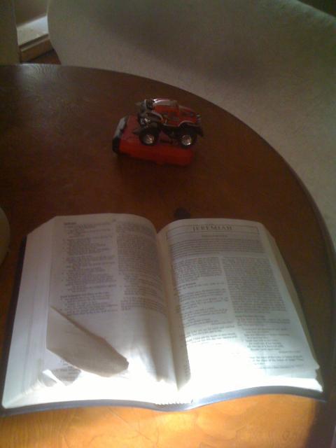 A Boy's Bible